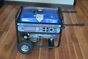 Ust 5500 Watt Generator Oakhurst Nj 07755 Local Pickup Only