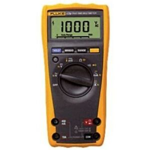 Fluke True Rms Multimeter With Backlight And Temp 179 esfp