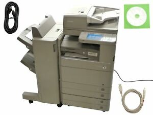Canon Ir Advance C5051 Imagerunner All in one Network Usb Printer Copier Scanner