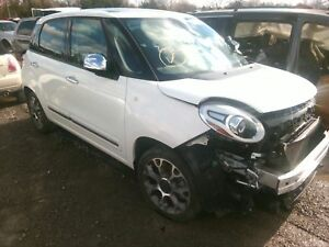 Engine Assembly Fiat 500 14 15 16 1 4l 4 Dr At Gasoline