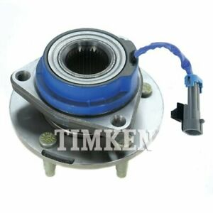Wheel Bearing And Hub Assembly Front Timken 513187