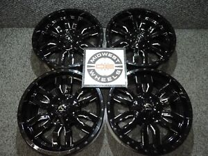 2004 2018 F150 6 Lug Fuel Sledge Wheels Rims 20 20x9 6x135mm 20mm D59520909857