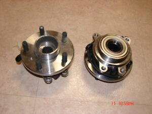 2001 Land Rover Discovery Ii Front Wheel Bearing Assemblies