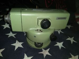 Wild Na2 Heerbrugg Automatic Level Land Surveying Tool Used