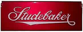 Studebaker Truck C cab R E Series Custom Tailgate 48 5 Wide 1949 64 Free Ship