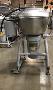 Hobart Vcm 40 Chopper Cutter Vertical Mixer 40qt