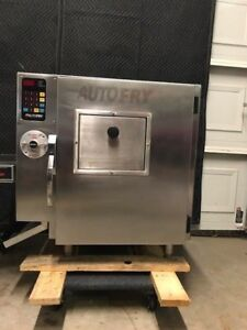 Autofry Ventless Deep fryer 220v 1 phase W heater Excellent Condition Can Ship