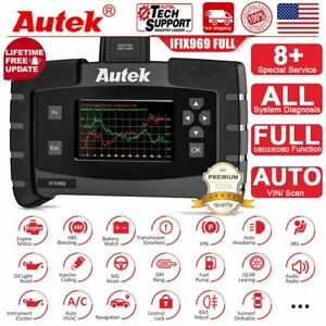 Ifix 969 Ecu Programming Full System Diesel Gasoline Engine Diagnostic Scan Tool