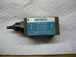 Vickers Flow Control Dgmfn 3 y a2w 41 Eaton Hydraulic Systemstak 4 Available