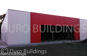 Durobeam Steel 100x100x20 Metal Clear Span Rigid Frame Building Gymnasium Direct