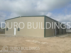 Durobeam Steel 40x100x16 Metal Building Diy Garage Kits as Seen On Tv Direct