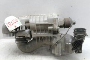 Turbo supercharger Mercedes C class 03 04 05