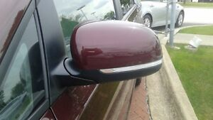 New 2015 2017 Kia Sedona Left Drivers Side Mirror Painted With Camera Assy