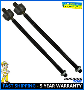 New Front Inner Left And Right Tie Rod End For Toyota Echo 2002 To 2005 Ev410
