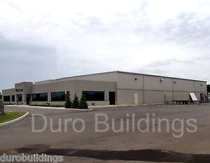 Durobeam Steel 100x250x20 Metal Rigid Frame Clear Span Building Structure Direct