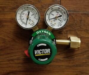 Victor G Series Oxygen Regulator Medium Duty G250 150 540