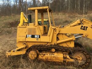 Caterpillar Dozer 963