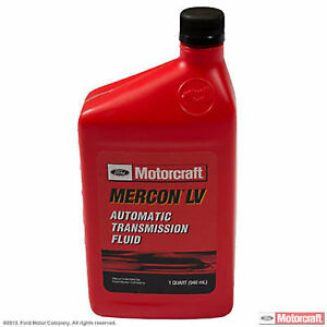 Genuine Ford Fluid Xt 10 qlvc Mercon lv Automatic Transmission Fluid 1 Case