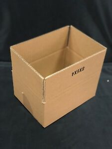Brand New Strong Shipping Boxes 100 Pack 8x6x4 Best Quality Guaranteed