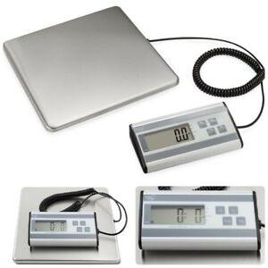 Postal Scale Digital Industrial Shipping Pack 440lb Weight Heavy Duty Warehouse
