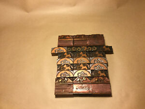 Roosevelt s Scottie Dog Letterpress Printers Cut Block Press Metal Wood Type Set