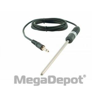 General Tools Tp07 Temperature Probe With Atc For dph230sd Ph Meter