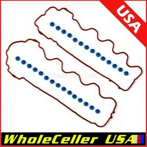 For Ford Expedition For Lincoln 07 10 Valve Cover Gasket 4 6l 5 4l Vin 5 8 H