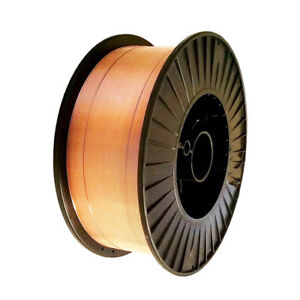 33 Lb Roll Er70s 6 030 Mild Steel Mig Welding Wire
