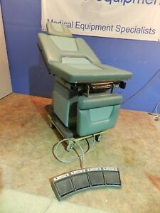 Midmark 75 Special Edition Model 119 Exam Chair With Foot Control
