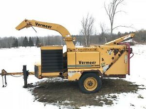 2004 Vermeer Bc1800xl Wood Chipper