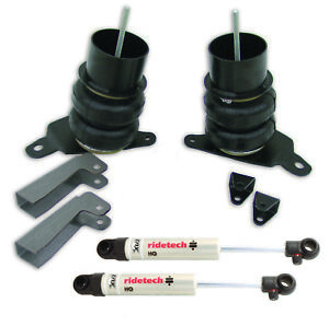 Ridetech 11221010 Coolride With Hq Shocks