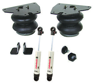 Ridetech 11331010 Coolride With Hq Shocks