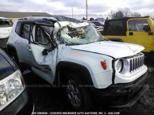 Transfer Case Single Speed Automatic Transmission 2 4l Fits 15 Renegade 151786