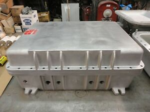 Killark Xjb 16248 Explosion Proof Aluminum Junction Box In Great Condition