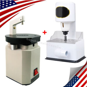 Dental Laser Pindex Drill Pin grind Inner Model Arch Trimmer Trimming Equipment