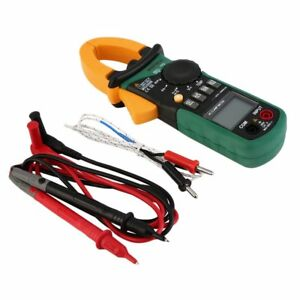 Advanced Clamp Meter Digital Multimeter Auto Ranging Electricity Multi Tester