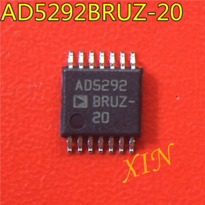 10pcs Ad5292bruz 20 Tssop14 Digital Potentiometer Ad5892 New Original
