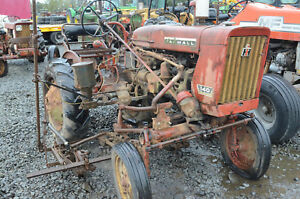 Farmall 140 With Planet Junior Parting Out
