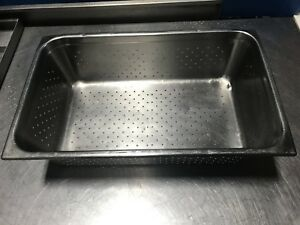 Full Size Commercial Perforated Steam Table Pan 6 Deep