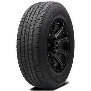 2 New P275 55r20 Goodyear Wrangler Sr A 111s B 4 Ply Bsw Tires