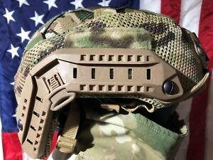 Tactical helmet airsoft Maritime Helmet Ops core MultICam Crye Precision