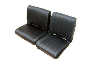 Willys Jeepster Commando Seat Upholstery 1967 1973 For Front Split Bench