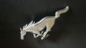 1965 1966 Vintage Running Horse Ford Mustang Grille Emblem C6zb 8a224 A 66171