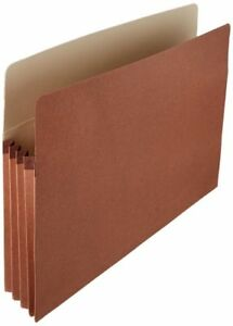 Expanding File Folders Letter Size Organizer Holds Up To 400 Sheets 25 Pack Usa