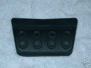 1962 1965 Dodge Plymouth Brake Or Clutch Pedal Pads