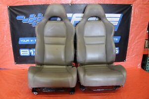 2005 2006 Acura Rsx S K20z1 Oem Factory Lh Rh Front Seat Pair Dc5 Assy 4317