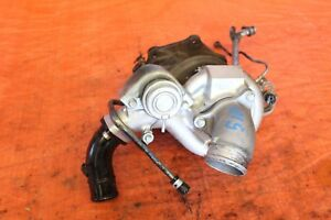 2008 Mitsubishi Lancer Evolution X Mr Oem Factory Turbo Charger Cz4a Assy 518
