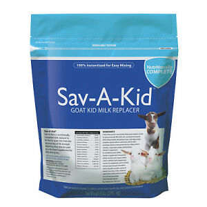 Goat Kids Milk Replacer 8 Lbs Milk Products 01 7418 0217