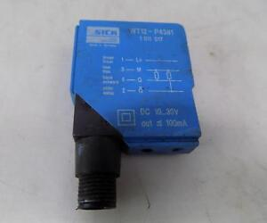 Sick Photoelectric Sensor switch Wt12 p4381
