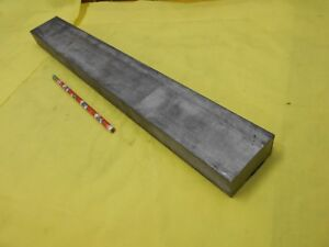 Non Magnetic Stainless Steel Bar Stock Flat 1 1 4 X 2 1 2 X 19 3 8 Oal